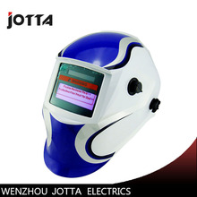 nice appearance professional big view welding helmet /welding tools protective covers of the solar power