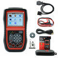 Original Autel AutoLink AL539 OBD2 / CAN Scan Tool Car Diagnostic Tools OBD 2 Scanner Internet Update Multilingual Menu
