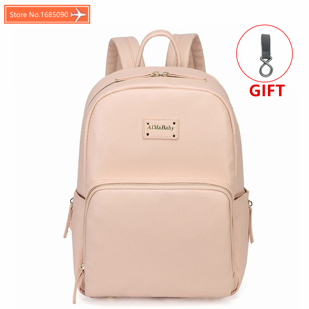 Designer baby mother backpack travel mummy maternity changing nappy diaper tote bag for mom organizer Bags baby mom changing diaper tote wet bag for stroller mummy maternity travel nappy bag backpack messenger bags bolsa maternidad