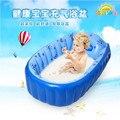 Banho do bebê Banheira Banho Difusa Espessamento da Grande TummyTub Ambiental das Crianças Infláveis