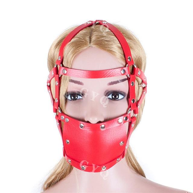 zcz vollen roten mund stecker ball spiel mann bandage frau spielzeug sex produkte erwachsenes. Black Bedroom Furniture Sets. Home Design Ideas
