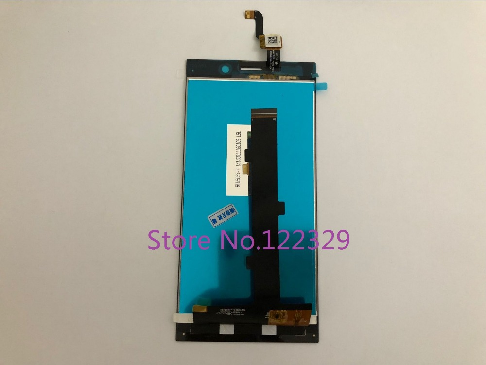 new 5.0 LCD Display With Touch Screen digitizer assembly For Philips Xenium v787 free shipping new image