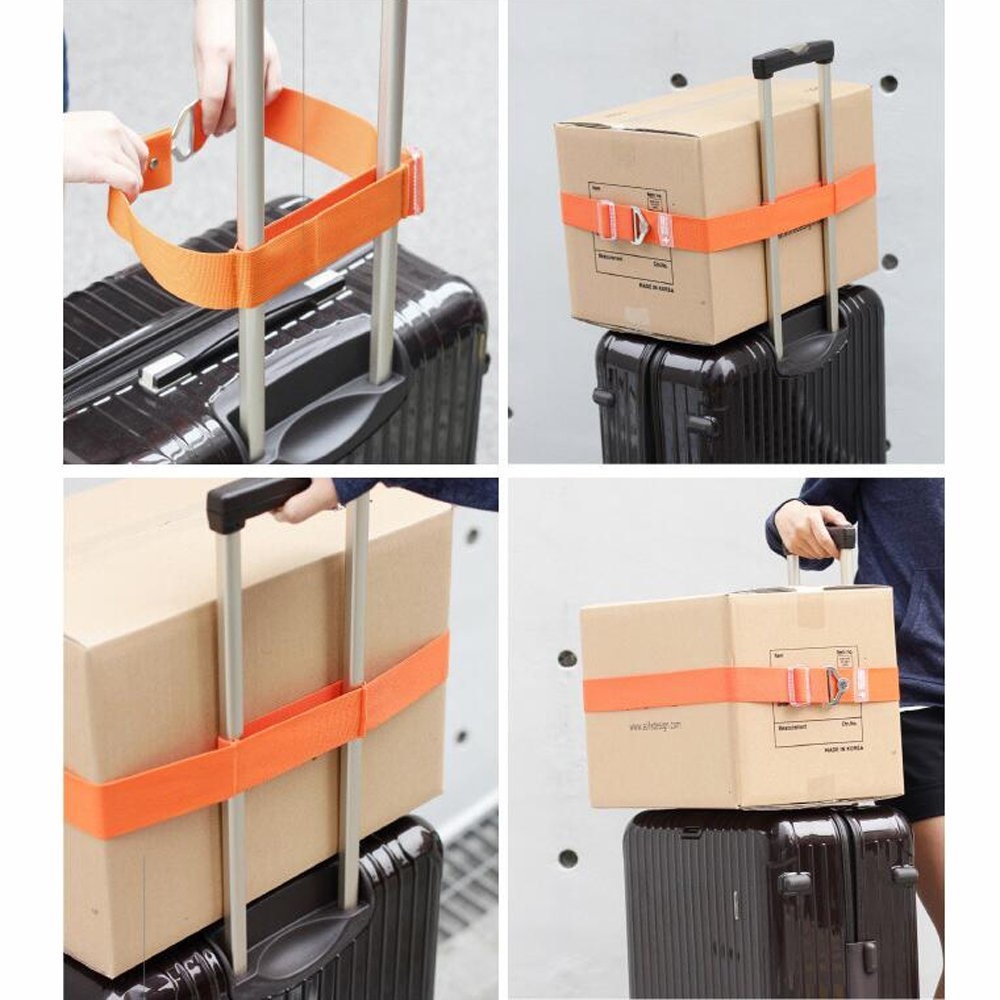 embalagem mala de viagem ajustável Composição : Nylon