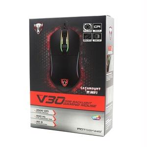 Image 5 - Motospeed V30 V40 V10 USB السلكية الألعاب ماوس RGB LED أضواء ماوس الألعاب المهنية فأرة للكمبيوتر المحمول كمبيوتر مكتبي