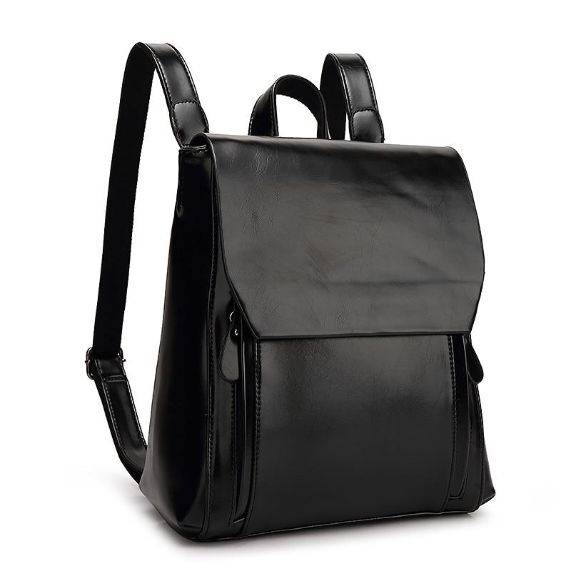 Bolso de cuero bolsa de viaje 2018 Bolso de mujer, cuero genuino, - Mochilas