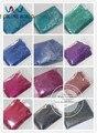24 Láser Holográfico glitter colores 0.2 MM para body art decoración u otros DIY decoración 1 pack = 1200g