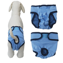 Pet Dog Shorts Pants For Dogs Cotton Pet Physiological Pants Dog Underwear Diapers New Design Female Dog Briefs Sanitary Pantie