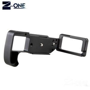 Image 5 - Pro вертикальный штатив L Type с быстроразъемной пластиной, основание для цифровой камеры Fujifilm XH1, для цифровых камер, с поддержкой камеры