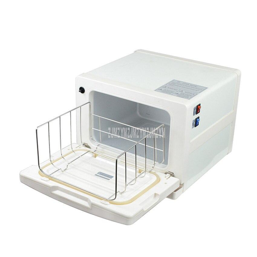 8L Professional Towel UV Sterilizer Cloth Ultraviolet Disinfection Cabinet Warming Machine For Beauty Salon Hair Barber KA-8UV