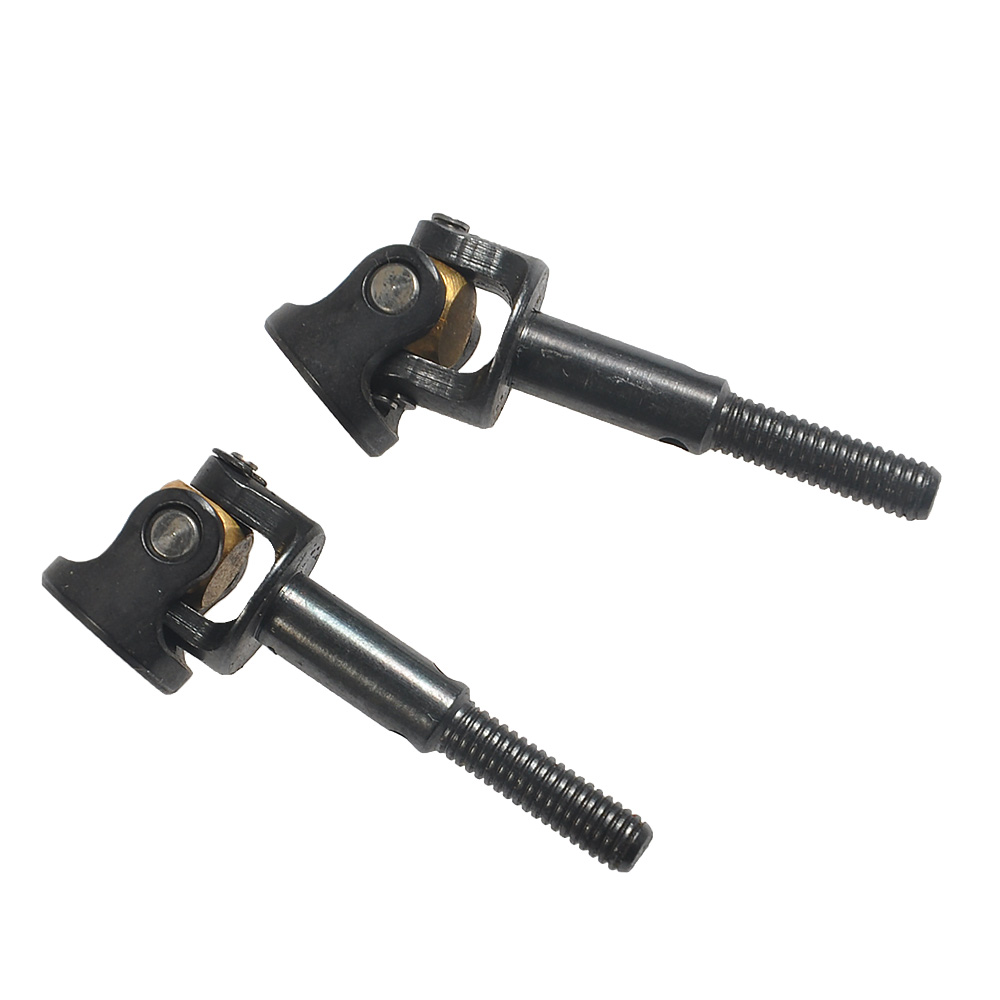 1 Pair Upgraded Parts Steering Cup CVD Transmission Rear Shafts Base Mount Seat D90 II #ARB For RC Cars