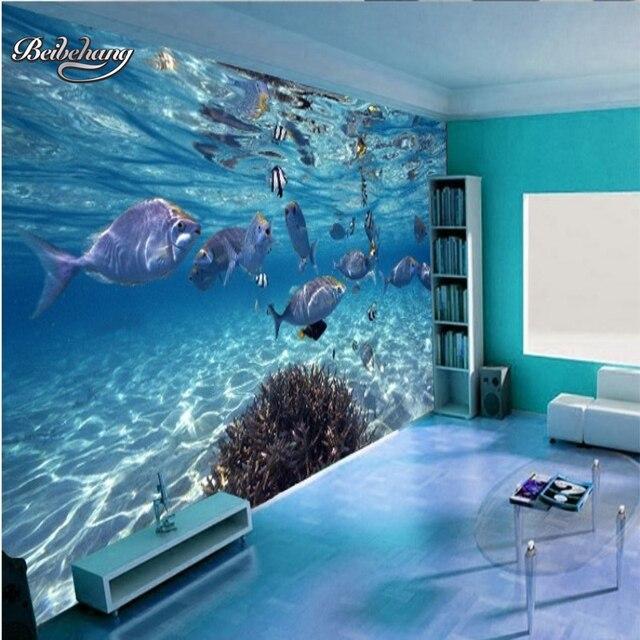 Home Design 3d Pc Chomikuj: Beibehang Sob Encomenda Da Foto Papel De Parede 3D Estéreo