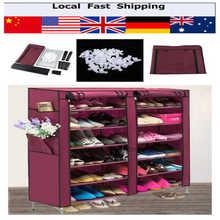 Сапатеро estanteria стойке нетканый мебели материал шкаф слой сетки обуви организатор