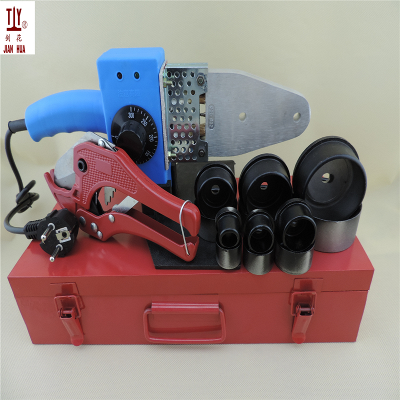 Free shipping temperature control Apparatus for welding machine of ppr pipes JH-WM63 (set of nozzles 20/25/32/40/50/63 mm) free shipping 24v dc mig welding wire feeder motor single drive 1pcs