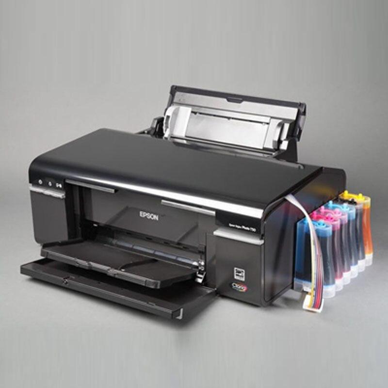 Impressora a4 t50 impressora a jato de