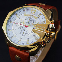 2015 Style Fashion Watches Super Man Luxury Brand CURREN Watches Men Women Men S Watch Retro