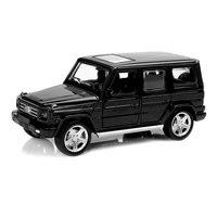Мини AMG G55 литья под давлением Металл игрушечных автомобилей 1:32 Весы G65 отступить сплава автомобиль мигает musice Авто модель автомобиля коллек...