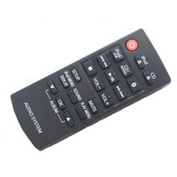 New Remote Control Suitable For Panasonic Mini Audio Remote Controller N2QAYC000081 SC HC58EG W SC HC37GK