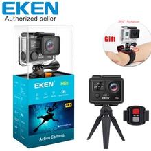 EKEN H6s Action Camera 4K Ultra HD WiFi EIS Electronic Image Stabilization Waterproof 4K+ 1080P Pro Sport DV Deportiva Camera