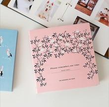 Korean  Version Photo Album Of The DIY Manual Self-Adhesive Paper Storage Common 3 Inch 4 - 5 -6 7 Collectio