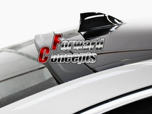 CARBON FIBER 2010-2014 F10 5-SERIES SEDAN REAR WING WINDOW ROOF SPOILER
