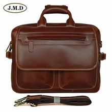 Free Shipping Fashion Laptop Bag For Men office bag suitcase Business #7085X
