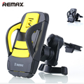 Hot Sale Remax Car Air Vent Phone Holder Stands 360 Degree Rotate Stable Bracket For iPhone 6/6s/6 plus Samsung S6/S6 edge HTC