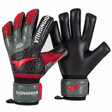 Goalkeeper-Gloves Football 5-Finger Latex Pvc Save-Guard Goalie Professional Kids Men