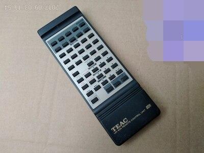 Original TEAC AG - 3050 8050 1050 2050 7700 V3020 av power amplifier UR - 404 remote control teac te a120 2