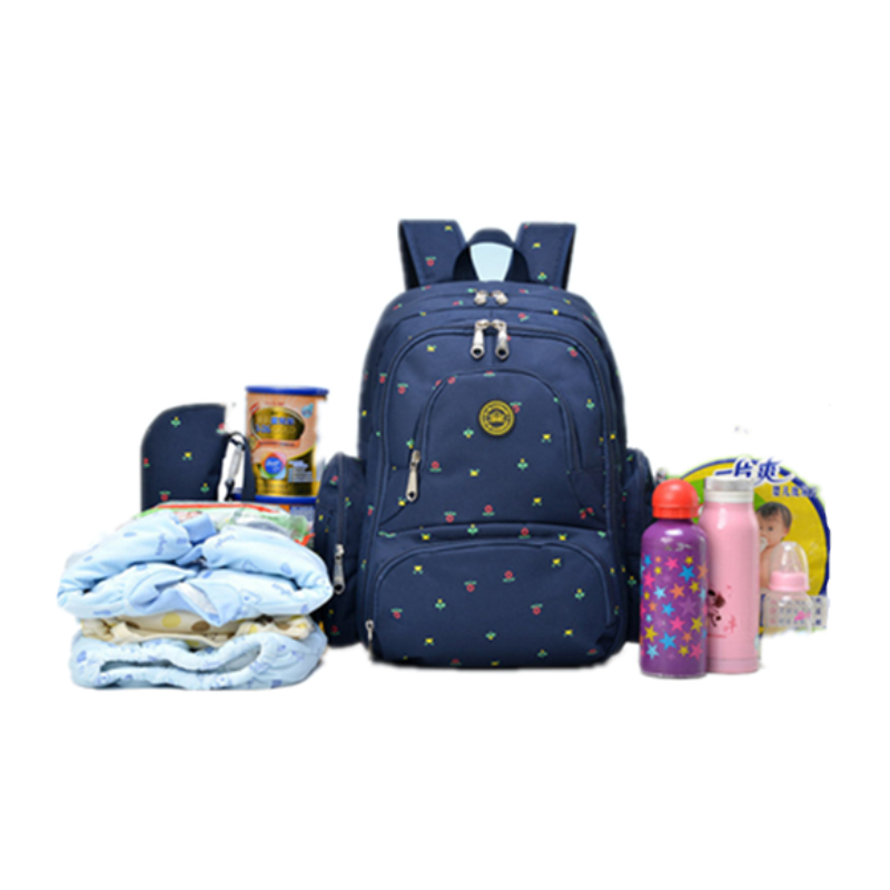2017 new Large Capacity Maternity Backpack Nappy Diaper Backpacks  Multifunctional Mother Mummy Mom Baby go out  Bags C86 maternity baby diaper backpack nappy nylon changing bags large capacity mother traveling mummy bag new design for mom
