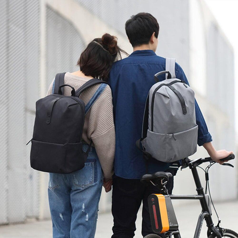 originais xiaomi mi mochila colégio Tipos : Fashion Notebook Mochila