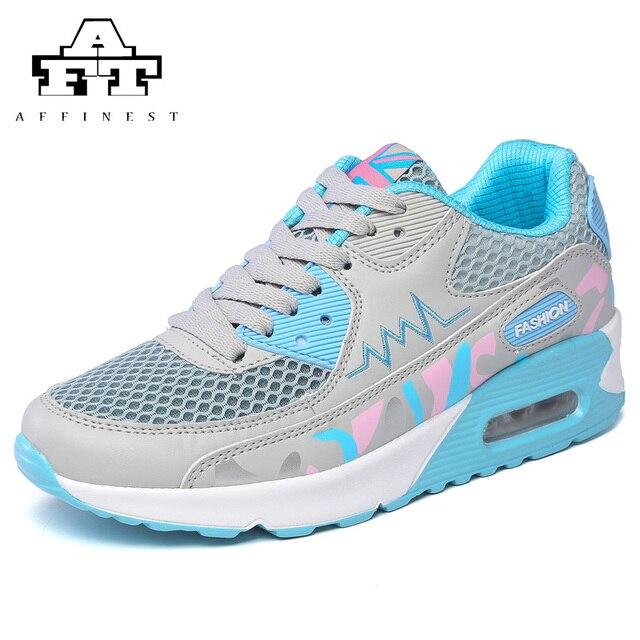 e376c25c49332 Mujeres Zapatillas para correr verano sneakers para damas malla  transpirable deporte Zapatos calzado deportivo hombre mujer