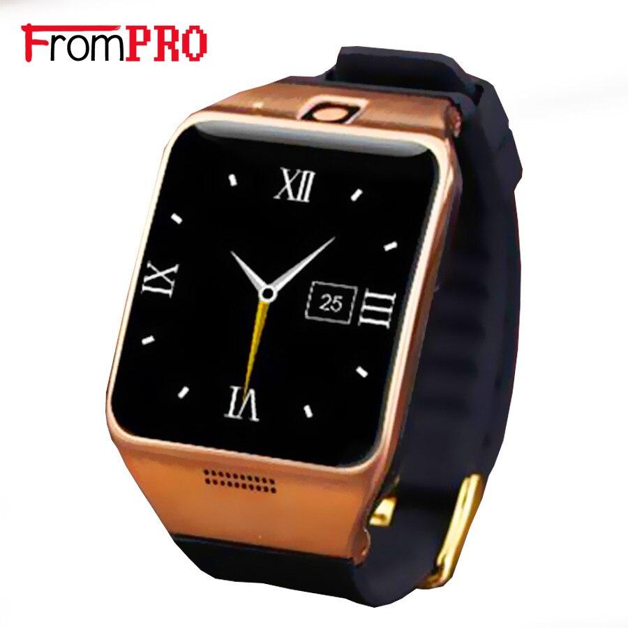 FROMPRO Armbanduhr LG128 Bluetooth Smart Uhr tragbare Unterstützung SIM TF Karte Kamera Facebook Whatsapp Twitter Sync SMS