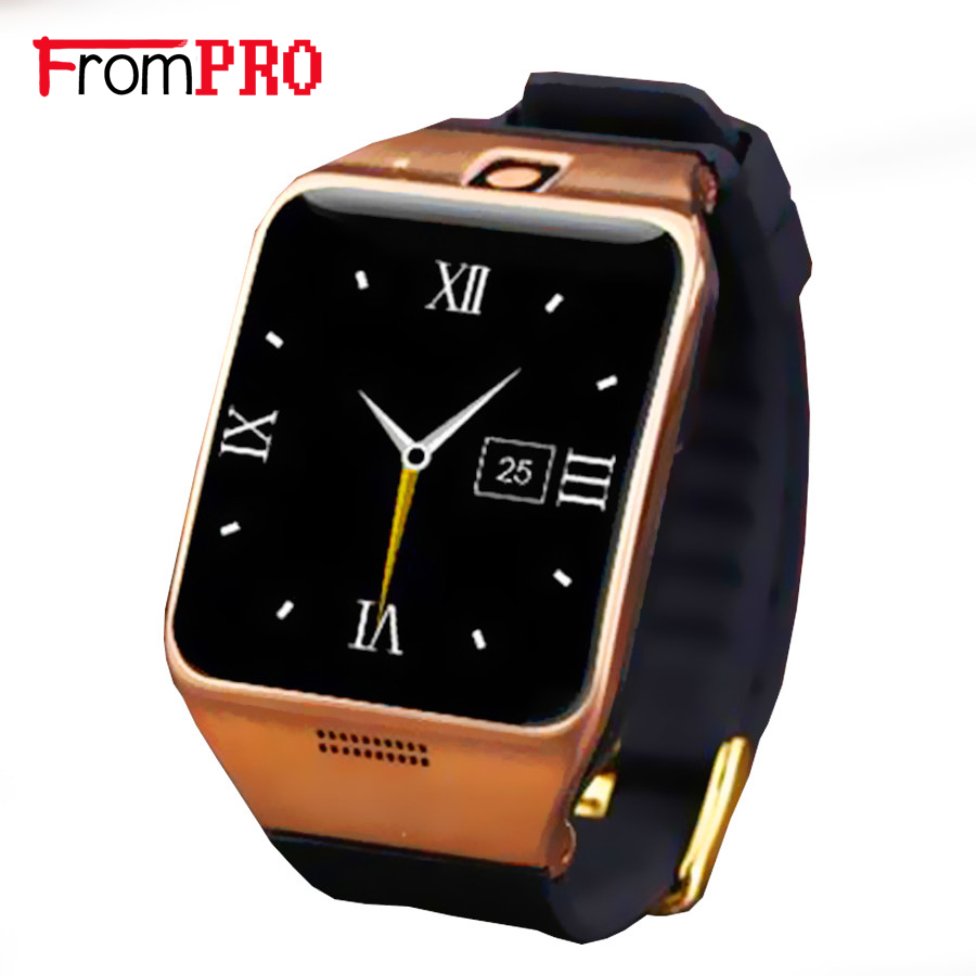 FROMPRO Wristwatch LG128 Bluetooth Smart Watch wearable Support SIM TF Card Camera Facebook Whatsapp Twitter Sync SMS