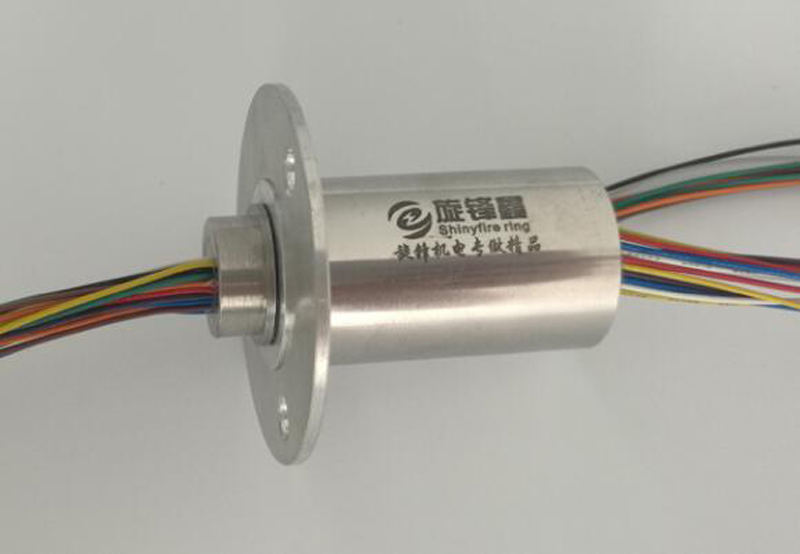 1pc Slip Ring Dia.25mm Metal Conductive Slip Ring 12/24/30/36 Circuits Capsule 5A Electricity Conductive Mini High Speed Rings