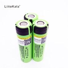 Liitokala 2017 New Original Para Panasonic 18650 3400 mAh NCR18650B bateria Li-ion Recarregável bateria 3.7 V