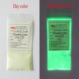 Image 4 - Luminous powder,photoluminescent pigment,fluorescent pigment,glow in dark pigment,1lot=10colors,10gram per color,free shipping.