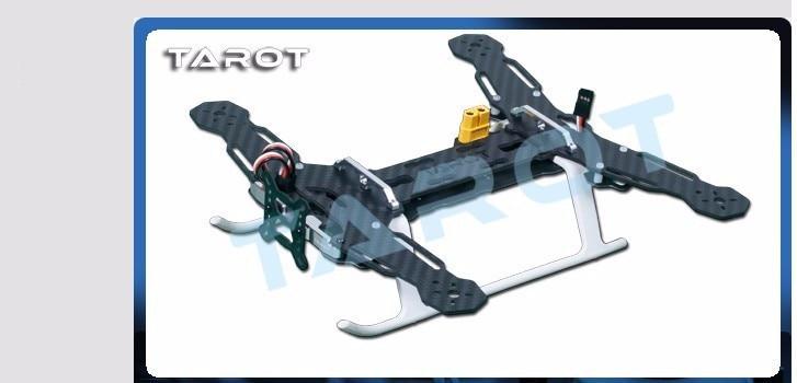Tarot mini 250 Carbon Fiber Multicopter Quadcopter Frame TL250A