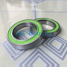 2 шт. 24377-2RS01 MR2437 6805 2RS MR24377LLU 24377 осевой подшипник для велосипеда с желобком во внутреннем кольце FSA MS185 24x37x7