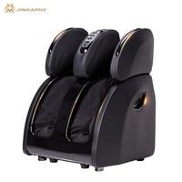 JinKaiRui Household Electric Foot Massager Circulation Massage Airbags Heat Leg Machine Massj Reflexology Health Care Spa