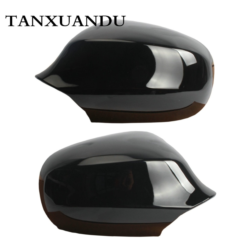 Door Mirror Cover Cap Wing Rear View Mirror Casing Fit For BMW 3 Series E90 LCI E91 LCI Only Sedan Wagen 09-12 51167205291 292Door Mirror Cover Cap Wing Rear View Mirror Casing Fit For BMW 3 Series E90 LCI E91 LCI Only Sedan Wagen 09-12 51167205291 292