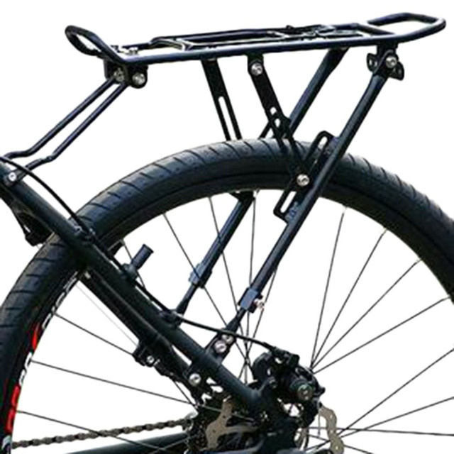2017 Hot Cycling Bike Bicycle Rear Rack Carrier Mtb Pannier Luge Drop Shipping