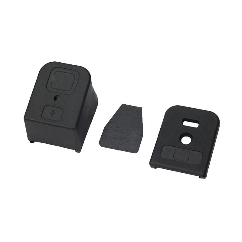 Tactical Glock +3 Magazine Extension Plus 3 Magazine Base Extension For G17 G19 G22 G23 G26 G27 Kxs06022