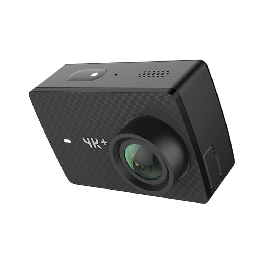 YI 4K+ ACTION CAMERA TOUCH SCREEN AMBARELLA H2 SONY IMX377 12MP 231215 4