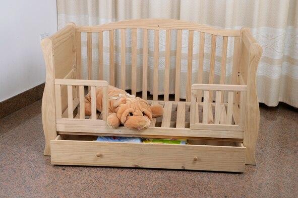 b b de luxe peinture de bois de lit b b lit enfant infantile lit canap lit avec tiroir petite. Black Bedroom Furniture Sets. Home Design Ideas