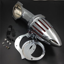 For Yamaha V-Star VSTAR V Star 650 (All Years) Motorcycle Air Cleaner Kit Intake Filter