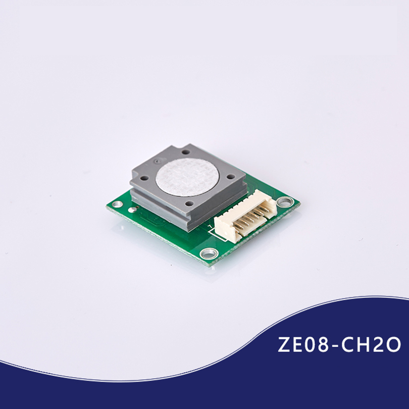 A Low Power and High Precision Formaldehyde Sensor for the ZE08-CH2O Small Size Tester for Formaldehyde Module a low power and high precision formaldehyde sensor for the ze08 ch2o small size tester for formaldehyde module