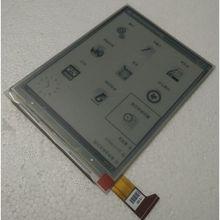 6 дюймов E-Ink экран ED060XC5 Матрица для ONYX BOOX i62M капитан ЖК-дисплей экран электронная книга читатель Замена
