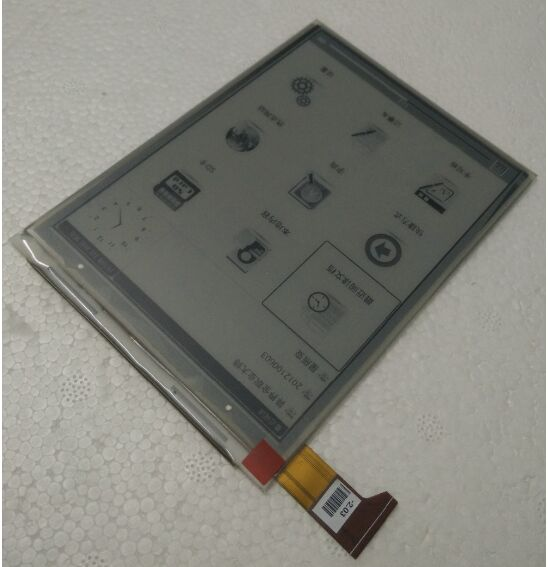 6.0inch E-Ink HD ink screen For ONYX BOOX i62M Captain LCD Display Planel Screen E-book Ebook Reader Replacement original 6 inch touch screen lcd display for onyx boox c63l onyx boox c63ml magellan e book free shipping