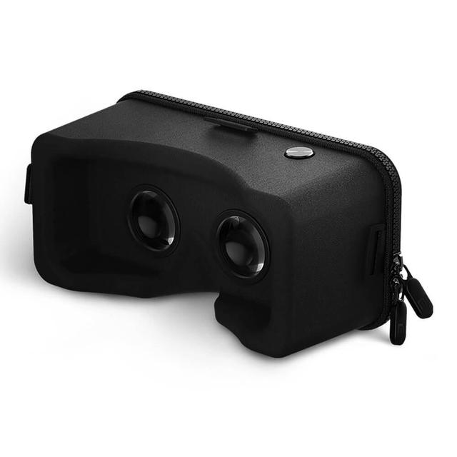 VR Glasses for Smartphones with Joystick