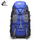 2018 Hot 50L Large Waterproof Climbing Hiking Backpack Rain Cover Bag Camping Mountaineering Backpack Sports Outdoor Bike Bag